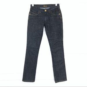 Marciano Slim Straight Leg Jeans